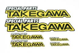 SPECIAL PARTS TAKEGAWAステッカーセット
